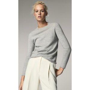 Massimo Dutti Pants & Jumpsuits - NEW Massimo Dutti Ivory Slim Trouser Pants
